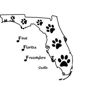 First Florida Freestyler's Club logo